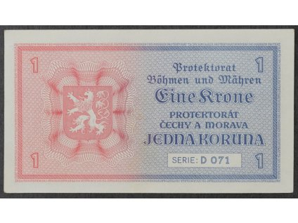 1 K 1940 s. D
