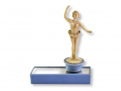 Figurka tanečnice baletka - stolní hra