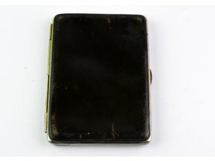 Tabatěrka kožená