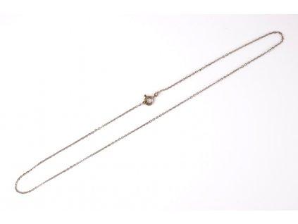 Bižuterní řetízek 46 cm