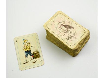 karty 111 listů coeur