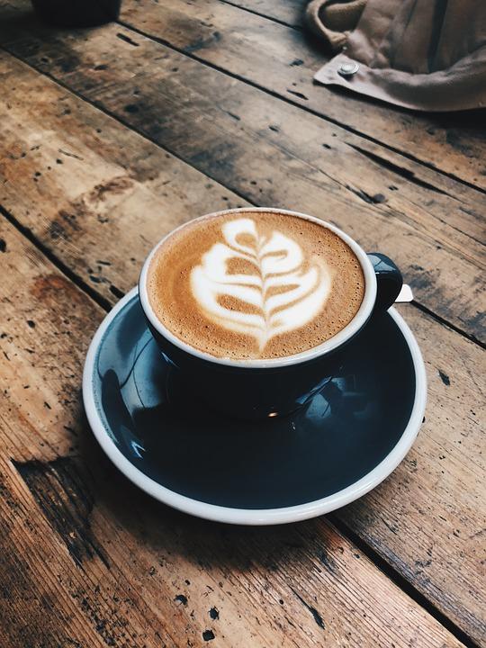 Historie a příprava Cappuccina