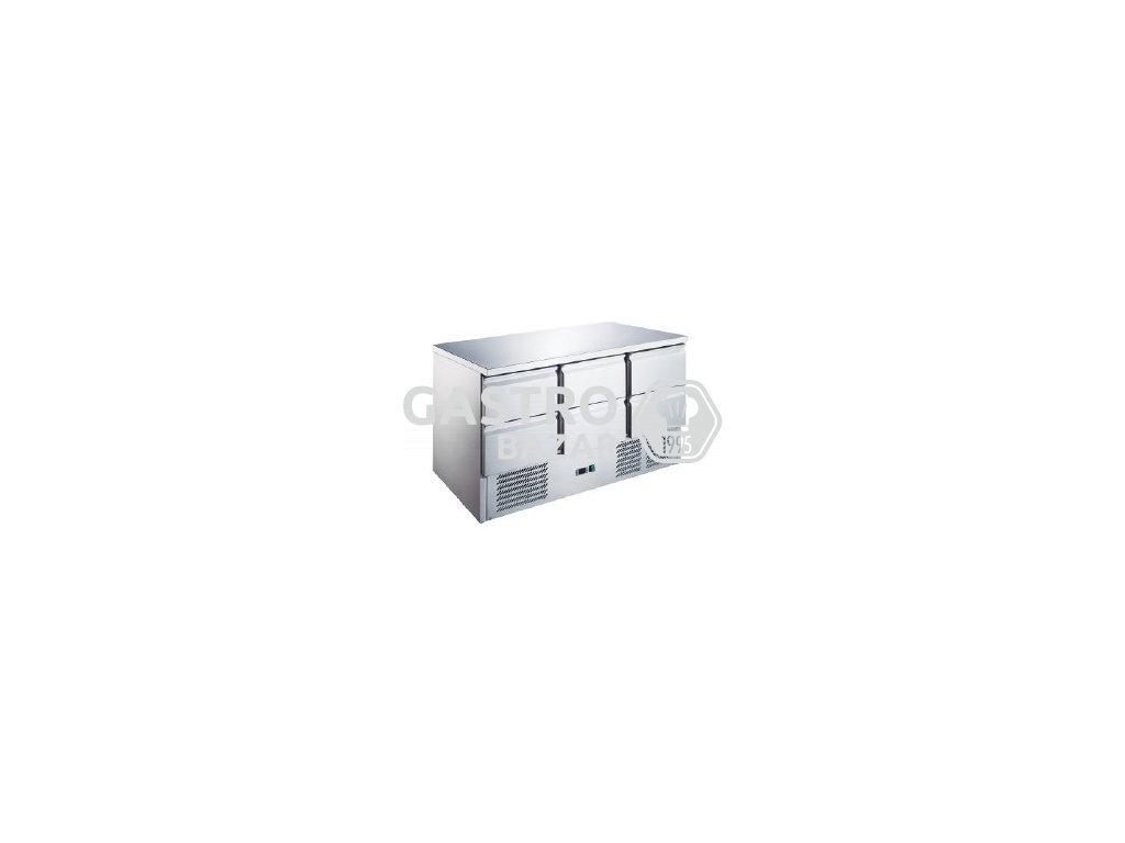 Chladící stůl pracovní 6x šuplík