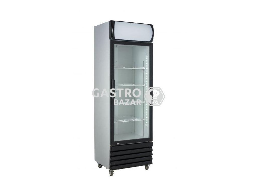 Lednice- prosklená Combisteel