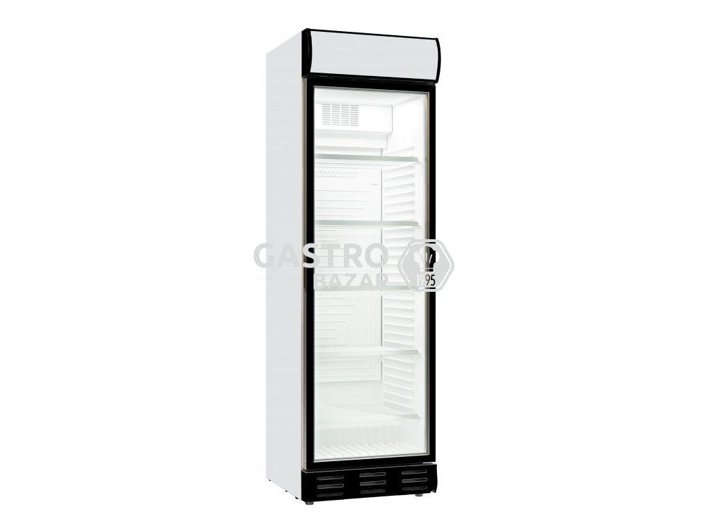 Prosklená lednice Combisteel