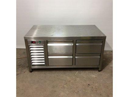 Chladící stůl podestavba 120*67*64