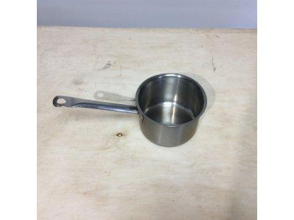 Použitý Rednlík -hrnec průmer 17cm  výška 11cm