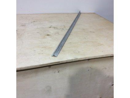 Udírenská hůlka (tyčka) hliníková 90cm