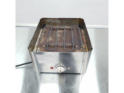 Elektrický gril stolní 35*40*20