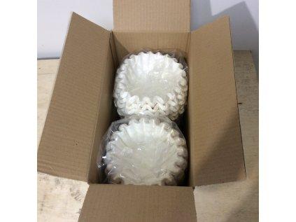 Košíčkové papírové filtry 85/245 mm pro překapávače Bravilor Bonamat