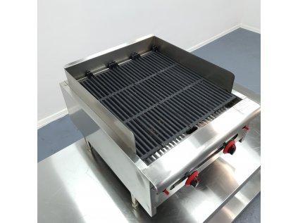 Plynový gril stolní 2x hořák