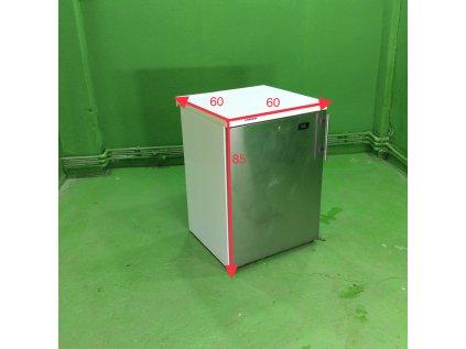 Podbarová lednice 60x60x85 použitá