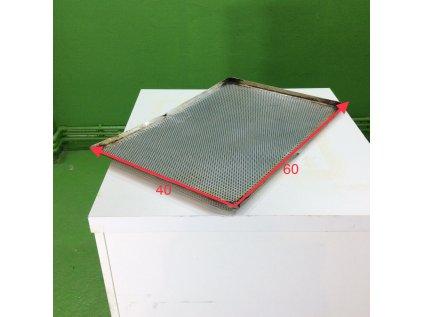 Použitý plech na pečení 60x40 perforovaný