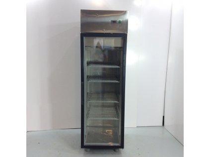 Prosklená gastro lednice 200x62x75 - nový kompresor