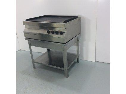 Elektrický grilovací Tál 4 zóny 80x60 použitý
