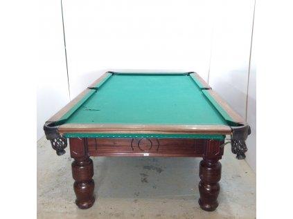 Kulečníkový stůl 155x278x80 cm