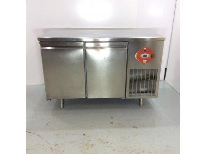 Chladící stůl 131x70x89 cm