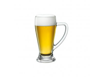 vyr 11914 Bicchiere Baviera birra05 Trasparente
