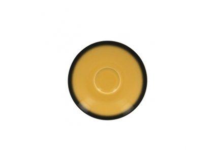LEA podšálek červený, pr. 13 cm