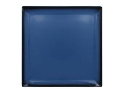 LEA talíř čtvercový červený 30,2 x 30,2 cm