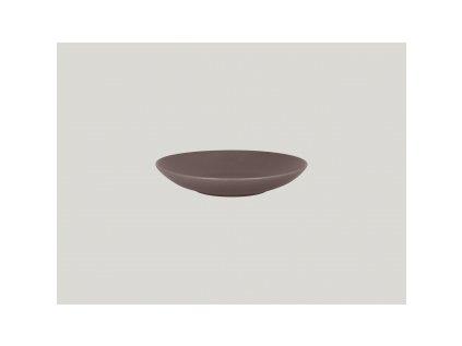 Neofusion Mellow talíř hluboký fialový, pr. 23 cm