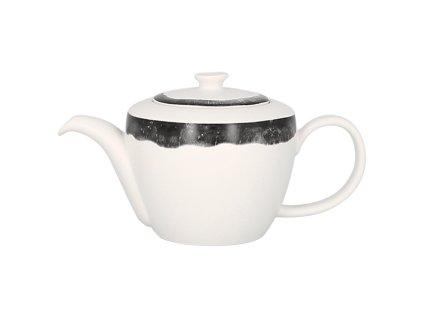 Woodart konvička na čaj s pokličkou světlehnědá 400 ml