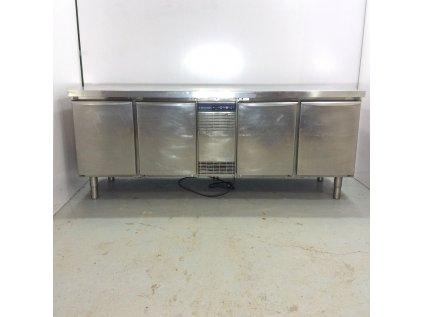 Chladící stůl Electrolux 4x dvířka 224x70x90 cm