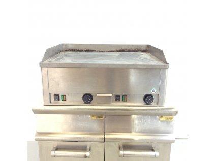 Elektrická grilovací deska 66x55x29 stolní RM gastro