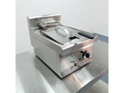 Elektrická fritéza - 10 litrů (9 kW) Profesionální fritéza