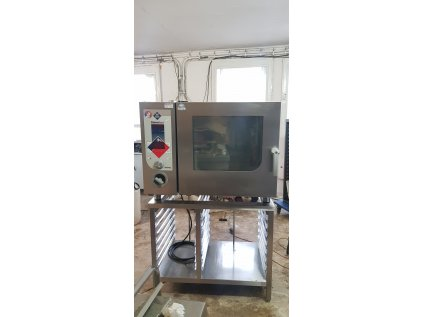 Konvektomat MKN 6x GN 1/1 elektrický - kuchařky