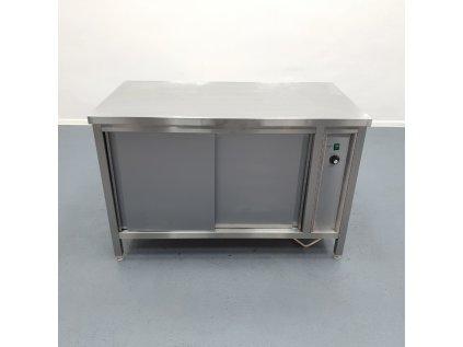 Ohřevný stůl (režon) 130x70x86 cm