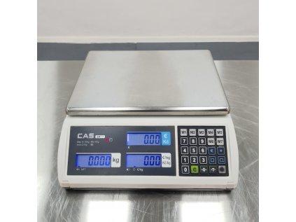 Digitální kuchyňská váha CAS