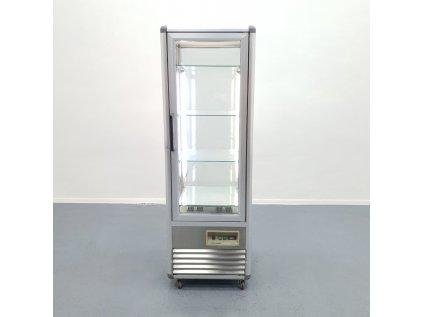 Chladící dortová vitrína 60x63x180 cm