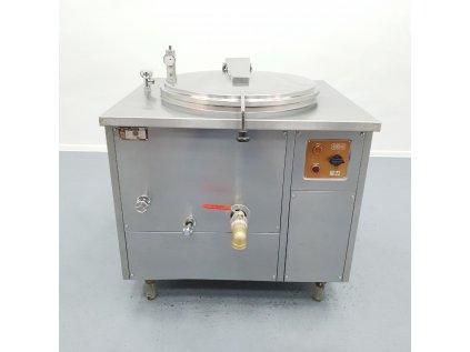 Elektrický kotel s nepřímým ohřevem (s duplikátorem) ALBA Hořovice