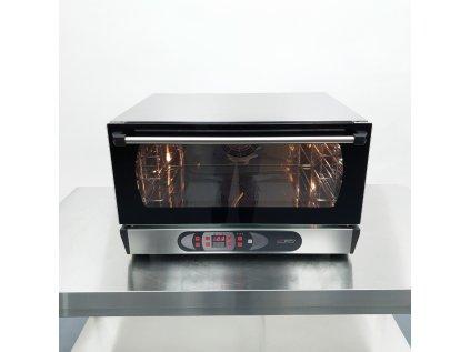 Elektrická horkovzdušná pec (digitální), 3 zásobníky, EN & GN