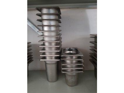 Použitá gastronádoba 1/9 150 mm