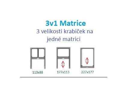 matrice TRIPLEX