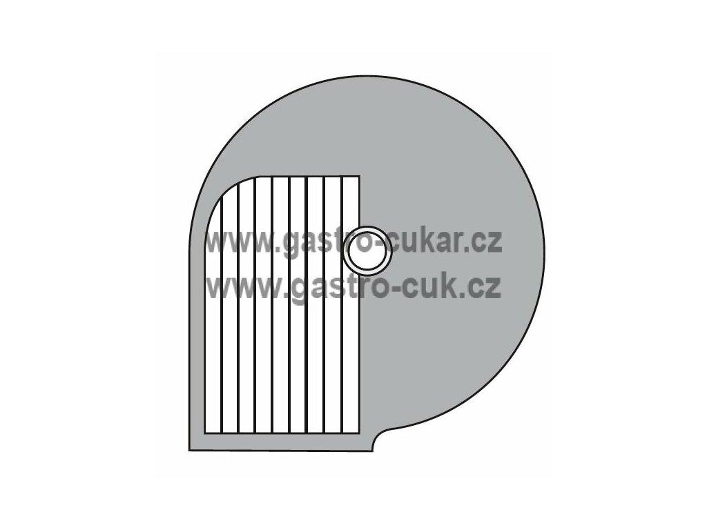 Disk hranolkovací 6 až 10 mm - hranolkovač