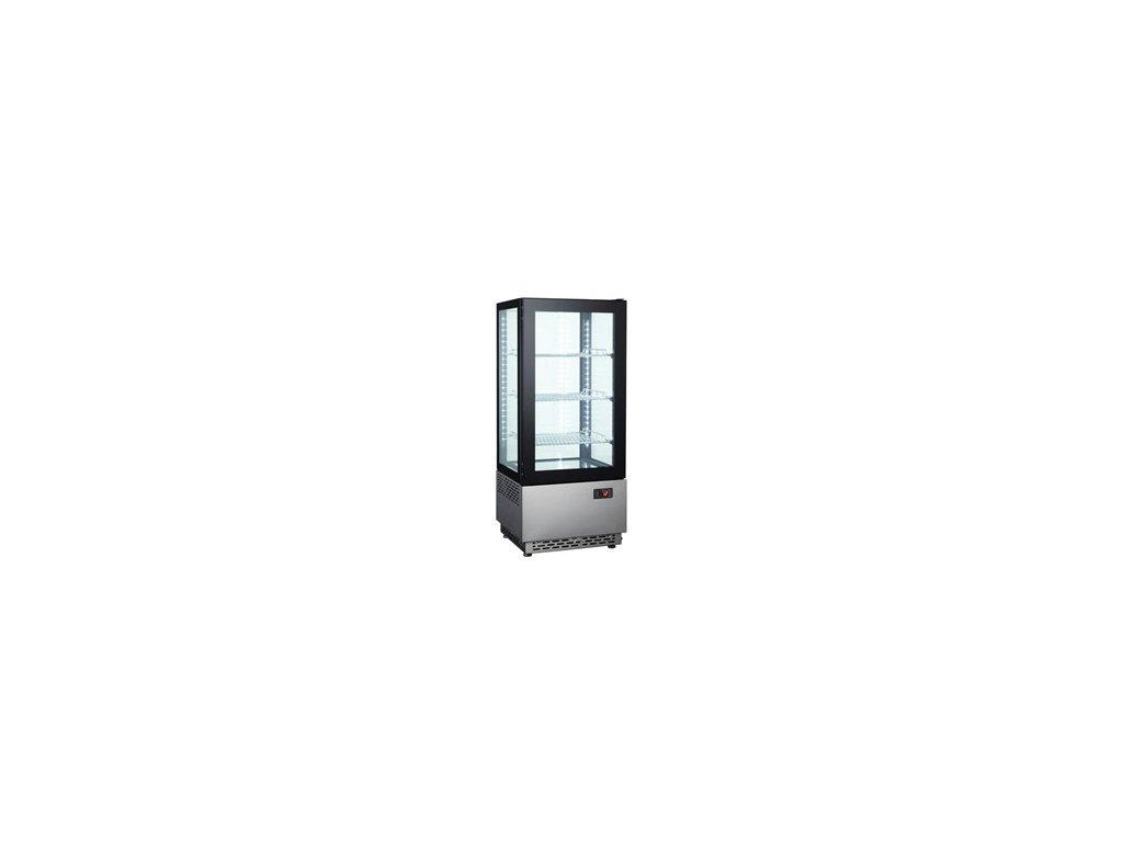 RT78L7 chladici stolni vitrina