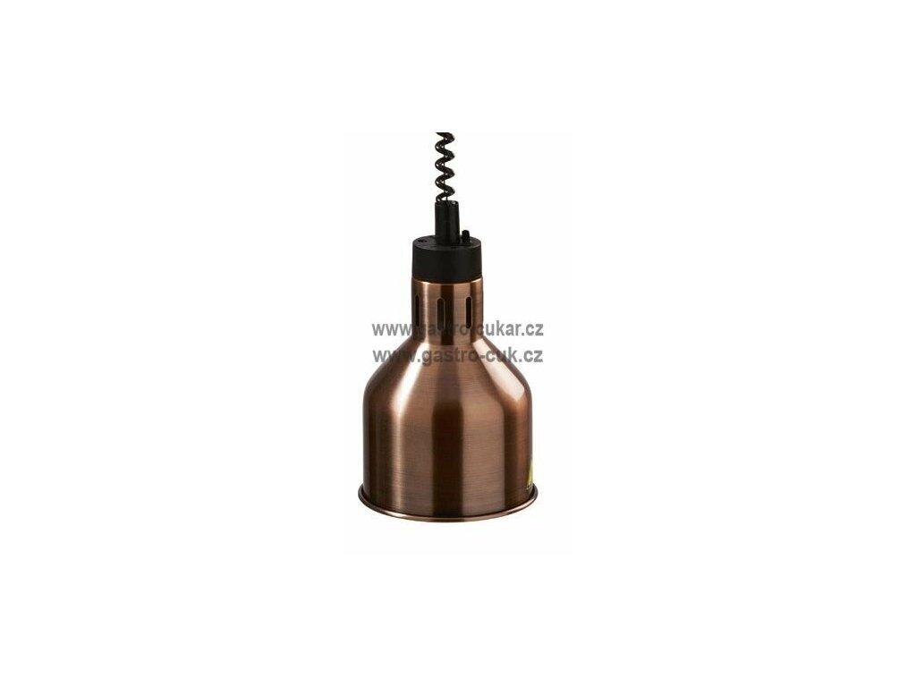 Infra lampa závěsná 180mm