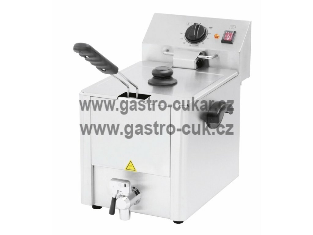 Fritéza elektrická 8l HDF-8