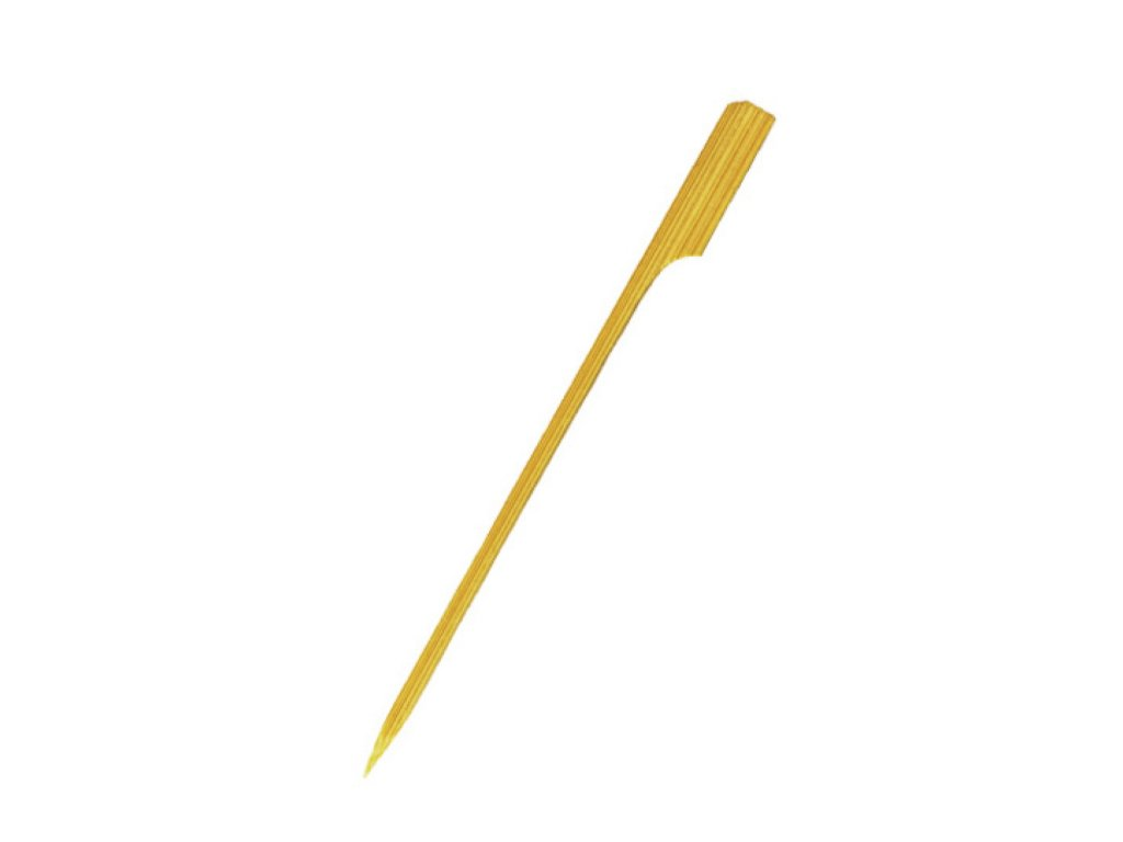 Bambusové bodce na jednohubky 18cm