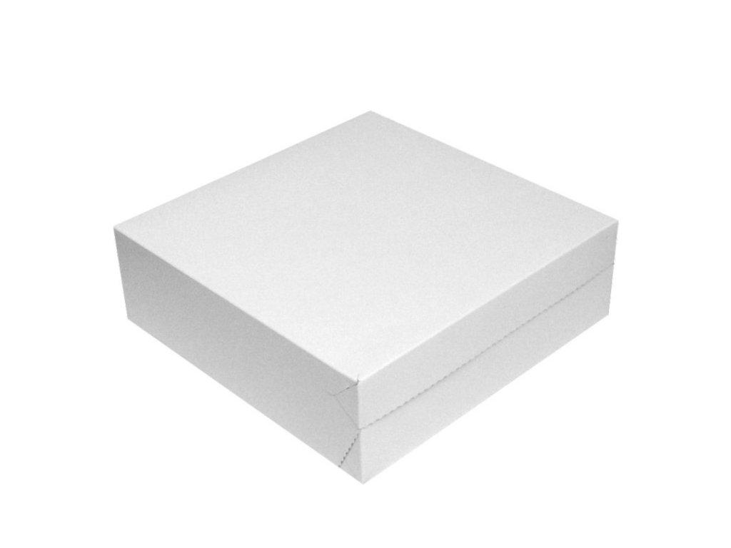 Dortová krabice 30×30×10cm