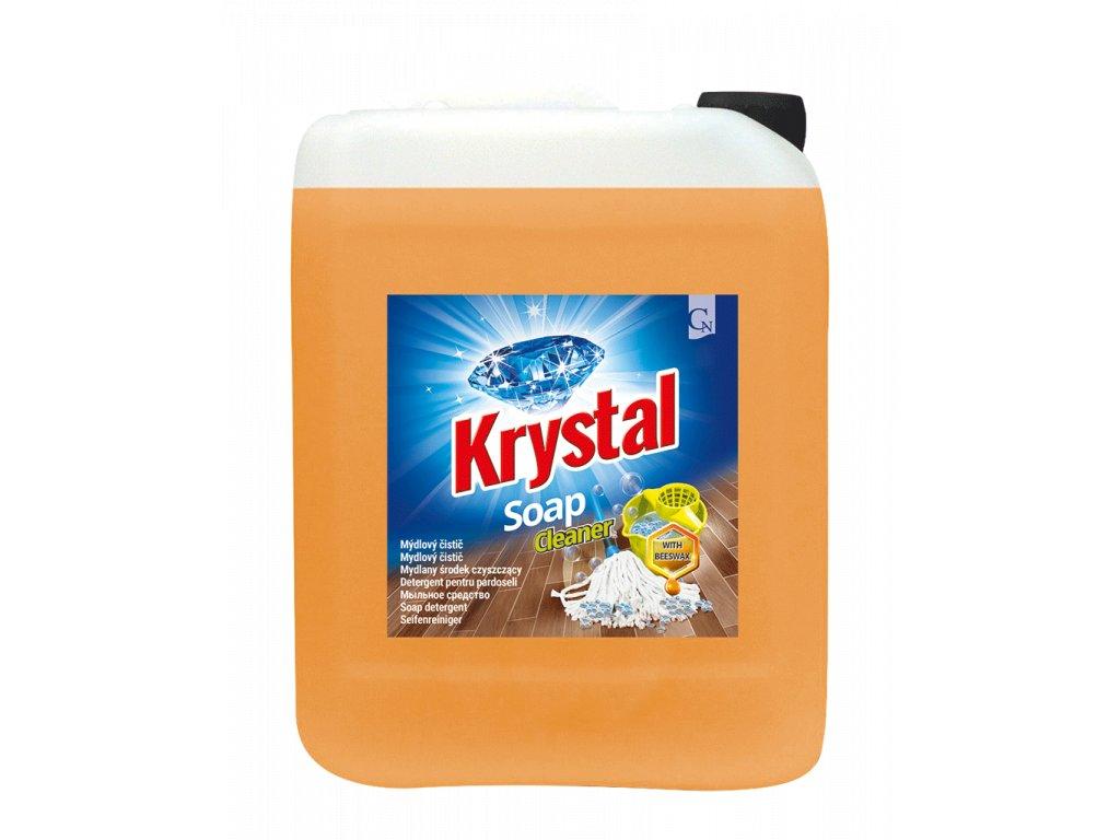 Krystal mydlovy cistic 5l