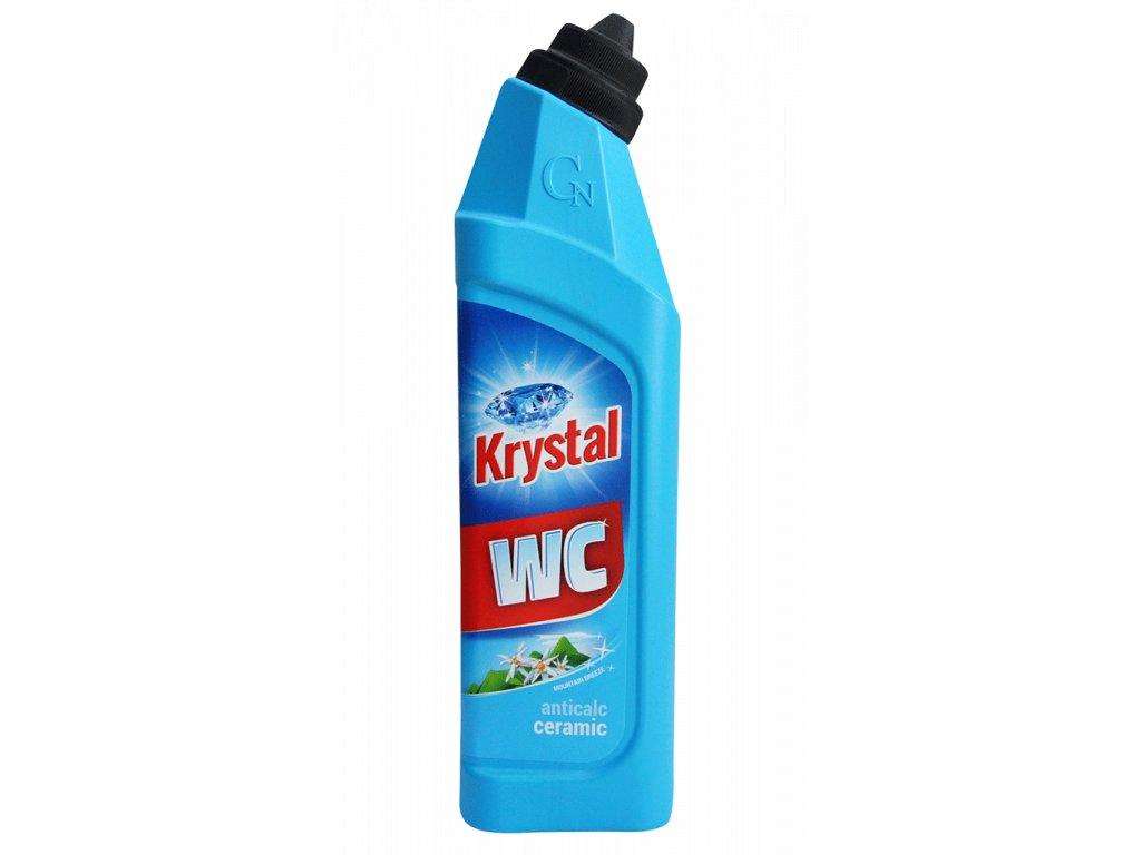 Krystal WC modry 750ml