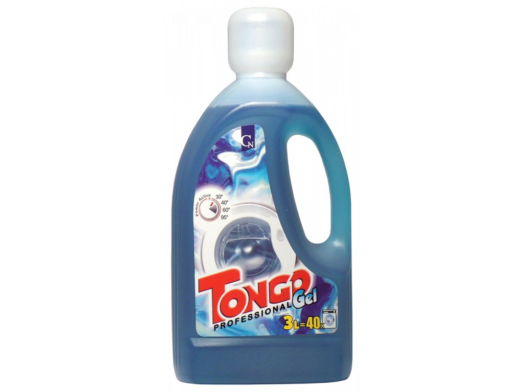 Tongo praci gel 3l