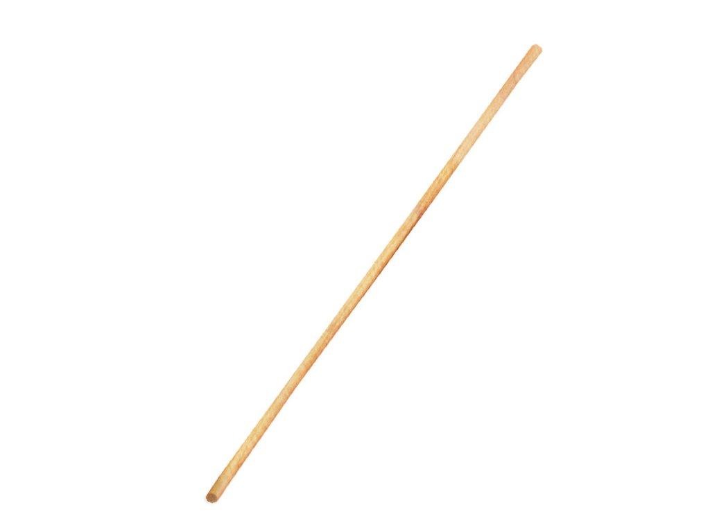 Dřevěné špejle nehrocené 30 cm, Ø 2,5 mm