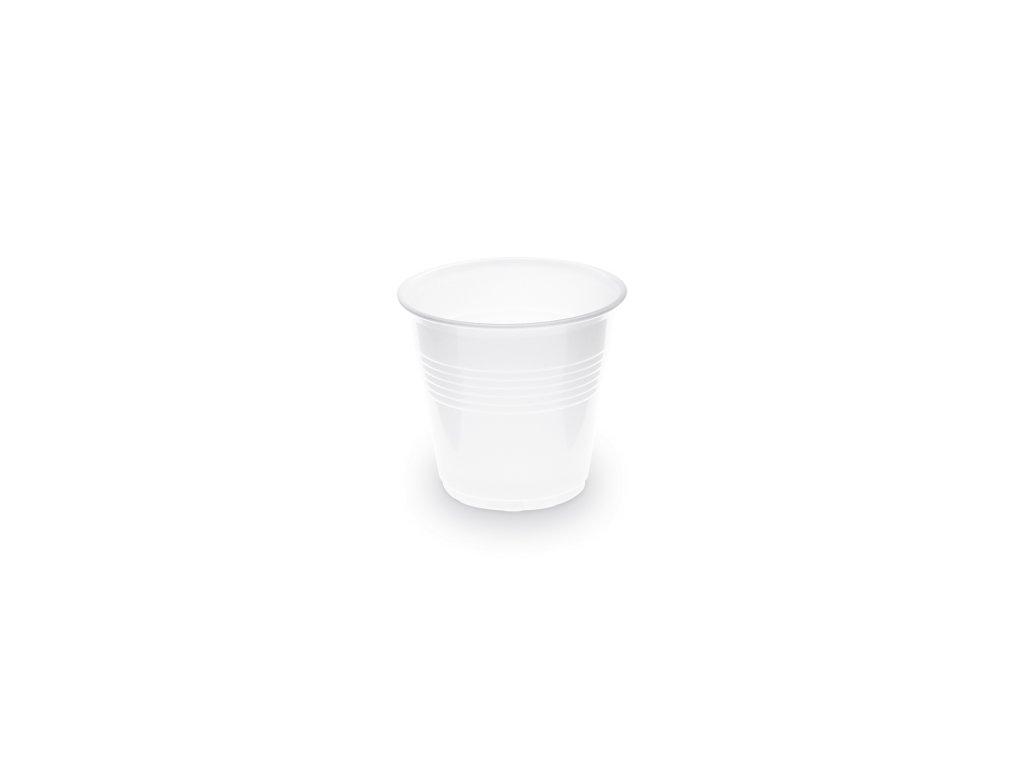 Kelímek bílý 0,08 l -PS- (Ø 57 mm)
