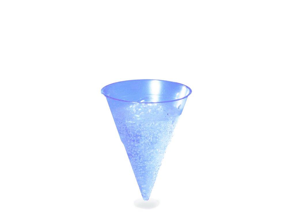 Kelímek BLUE CONE 115 ml -PP- (Ø 70 mm)