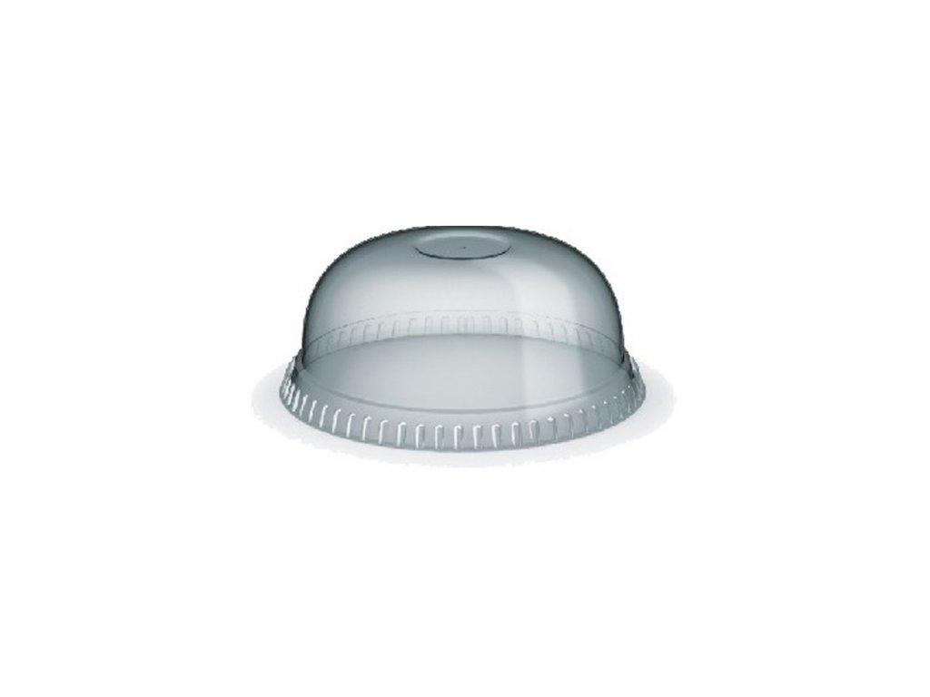 Víčko vypouklé pro kelímky pr. 95 mm